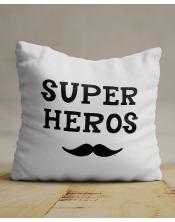 Coussin Super Moustache