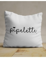 Coussin Pipelette
