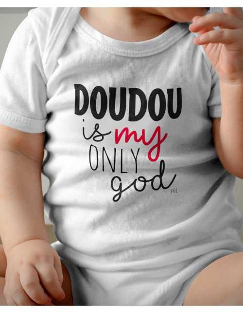 Body Bébé - Doudou is my