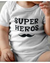 Body Bébé - Super Moustache