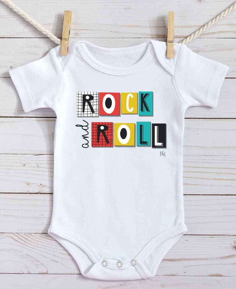 Body Bébé - Rock'nRoll