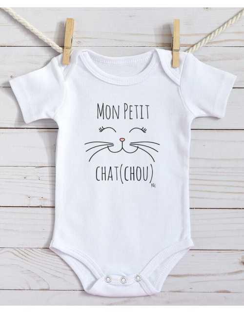 Body Bébé - Mon petit chat