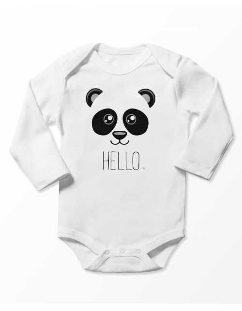 Body Bébé - Hello Panda