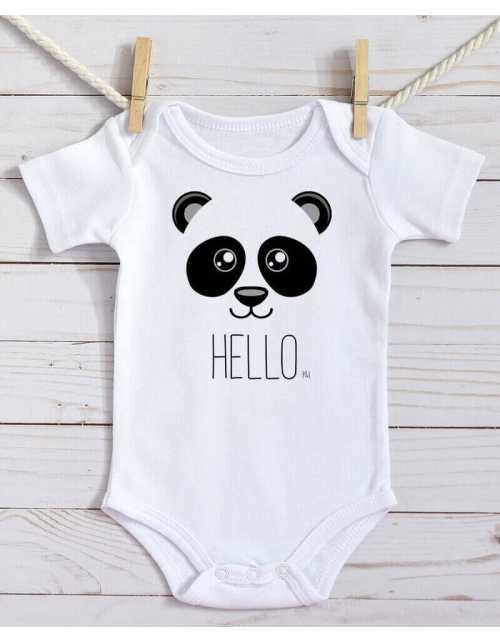Body Bébé - Hello Panda