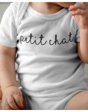 Body Bébé - Petit Chat