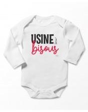 Body Bébé - Usine à bisous
