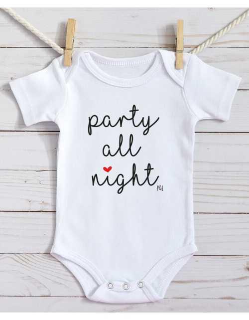 Body Bébé - Party all night