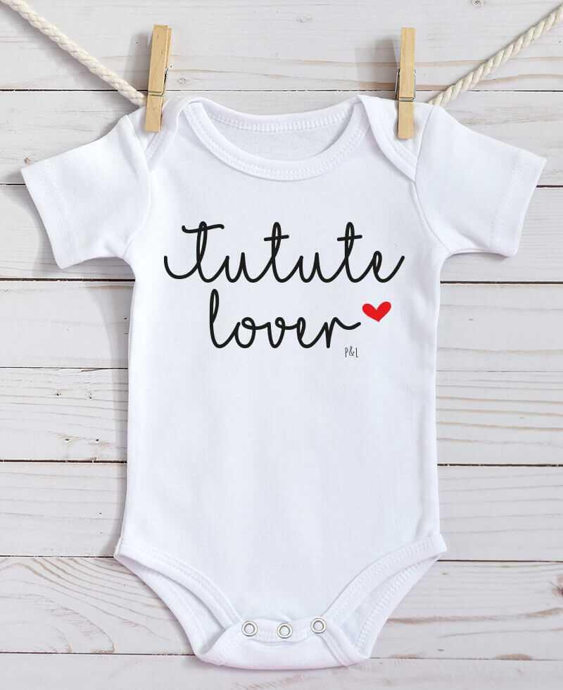 Body Bébé - Tutute Lover