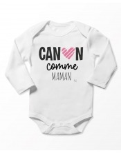 Body Bébé - Canon comme Maman