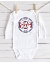 Body Bébé Manches Longues - Les Enfants de Jean Bart