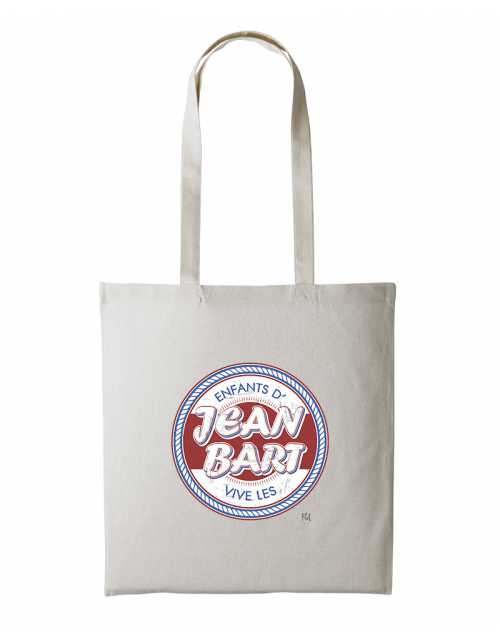 Tote Bag - Enfant de Jean Bart