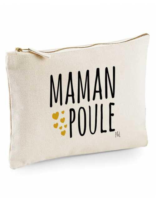 Pochette - Maman Poule