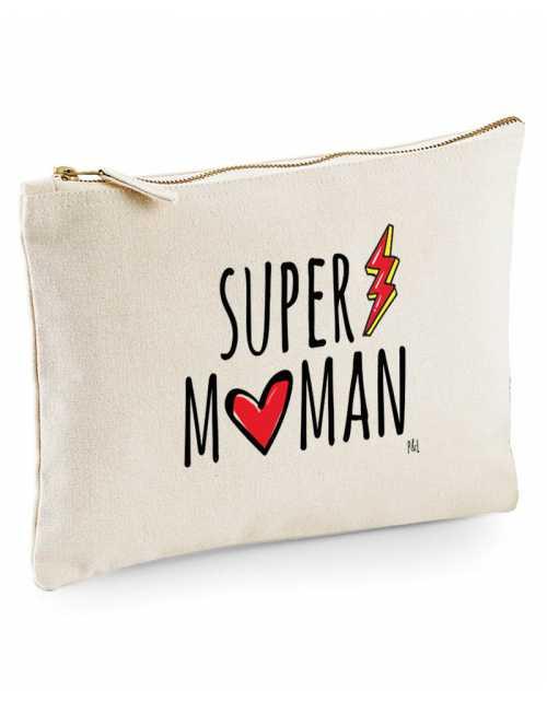 Pochette - Super Maman