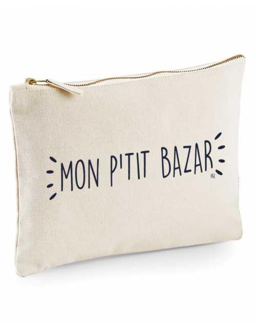 Pochette - Mon P'tit Bazar