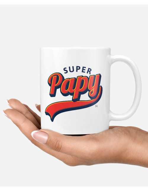 Mug - Super Papy