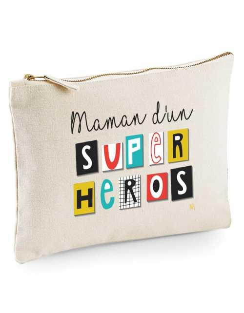 Pochette - Super Héros