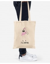 Tote Bag - Love Shopping