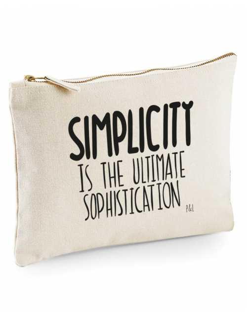 Pochette - Simplicity