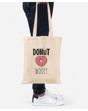 Tote Bag - Donut Worry