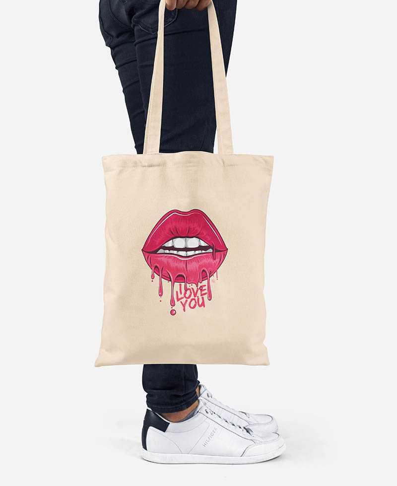 Tote Bag - Bouche