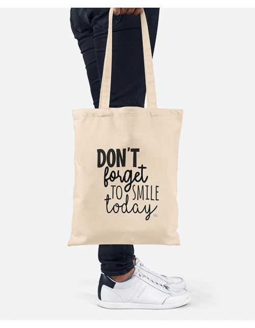 Tote Bag - Smile
