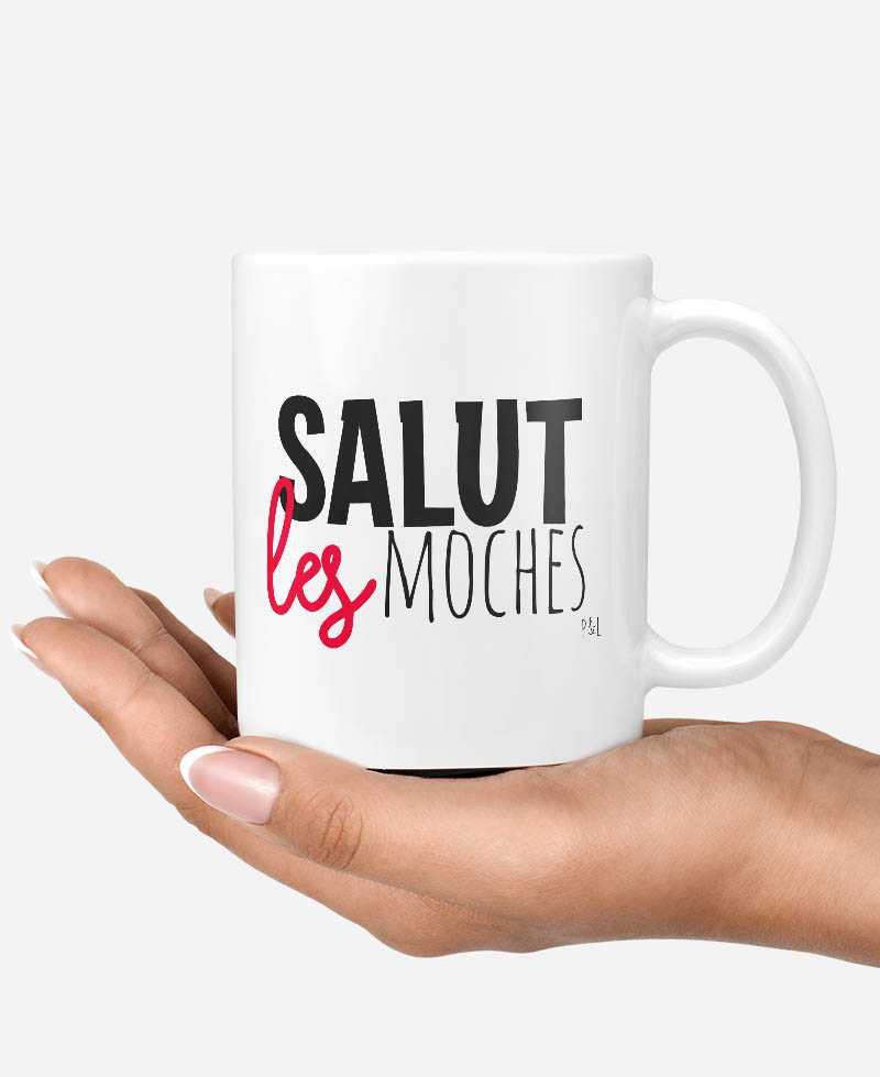 Mug - Salut les Moches