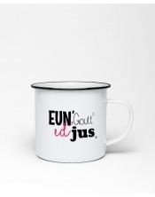 Tasse émaillée Une Goutt Ed Jus