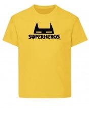 T-Shirt Enfant - Super Héros