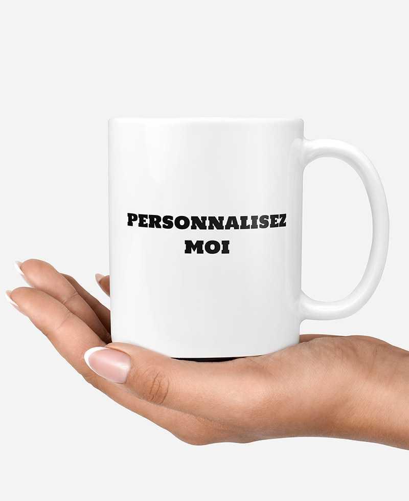 Mug à personnaliser