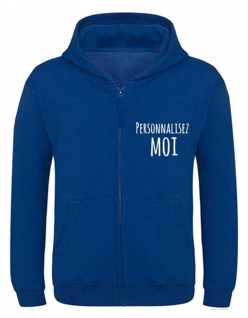 Sweat à capuche Zip Enfant