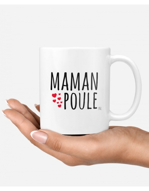 Mug - Maman Poule