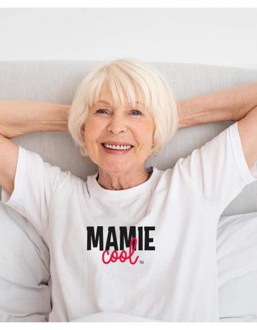 T-shirt Mamie Cool