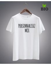 T-shirt Bio Unisexe à personnaliser
