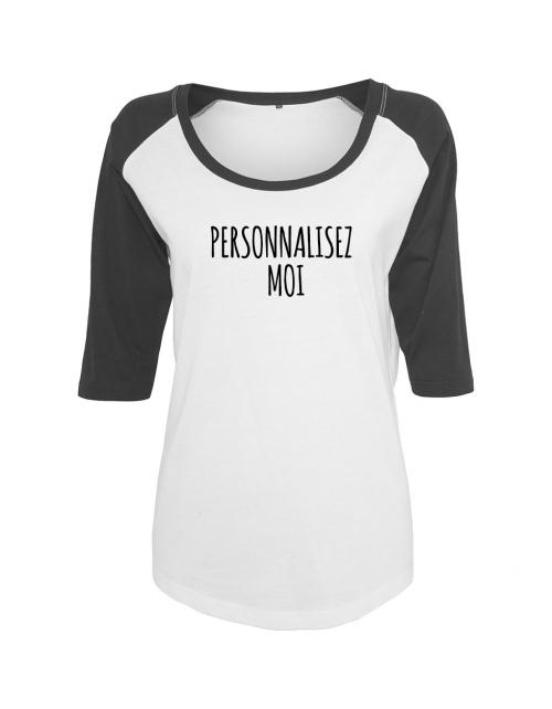 T-shirt Femme BaseBall