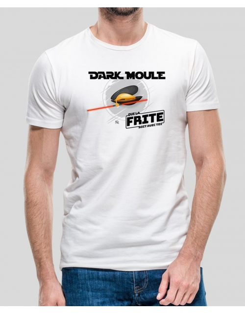 T-shirt Dark Moule