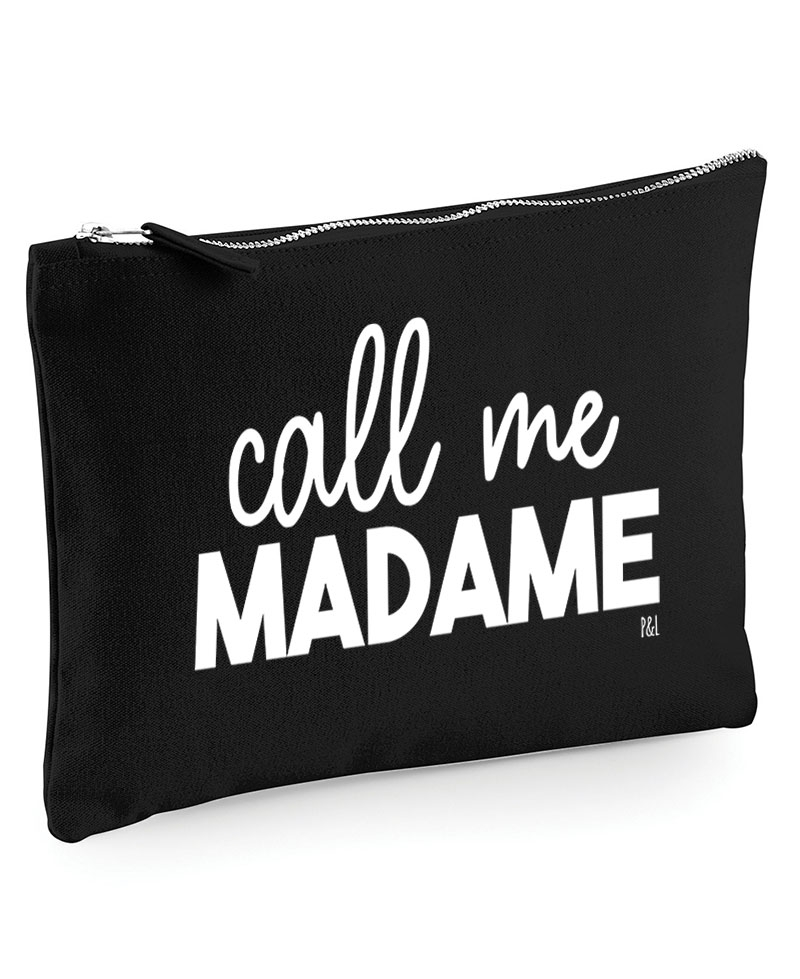 Pochette - Call me Madame
