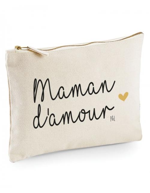 Pochette - Maman d'amour