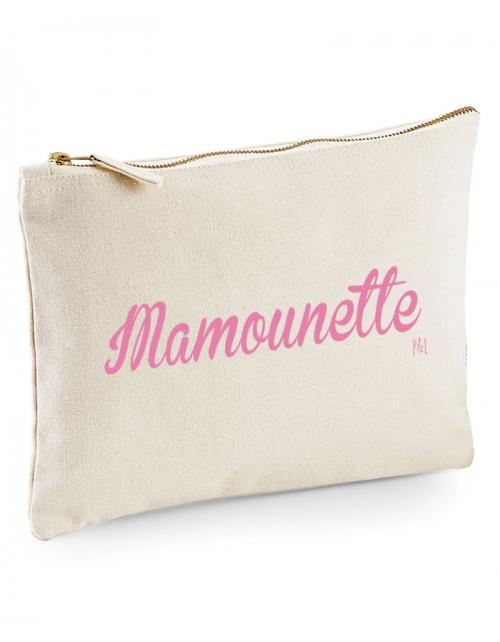 Pochette - Mamounette