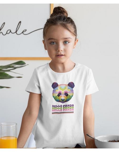 T-Shirt Hello Panda