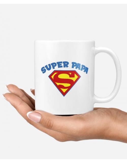 Mug - Super Papa avec un grand S