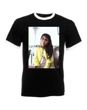 T-shirt Homme Contrasté