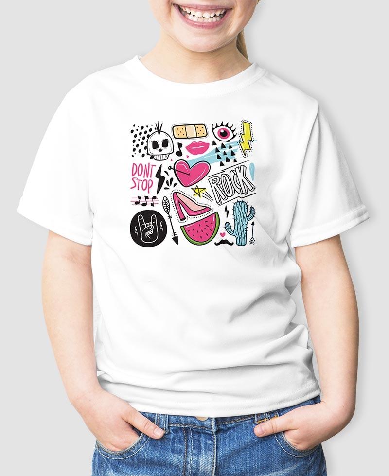 T-Shirt Let's Rock
