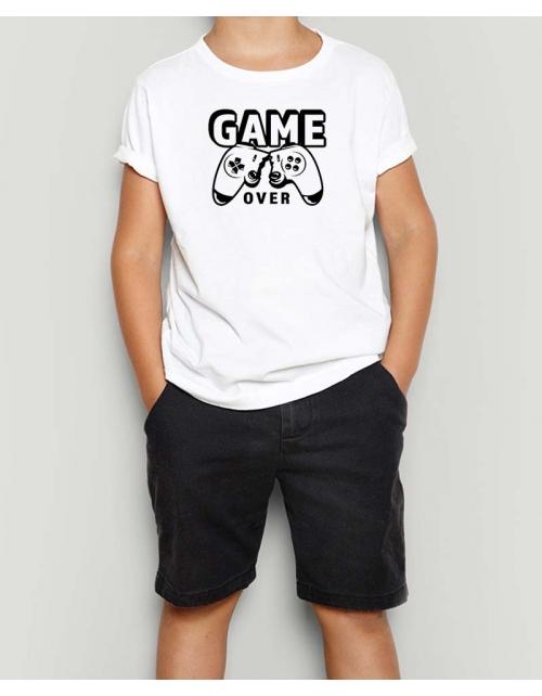 T-Shirt Enfant Game Over