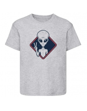 T-Shirt Alien