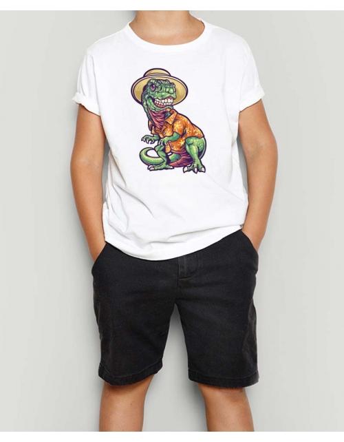 T-Shirt Dino Summer