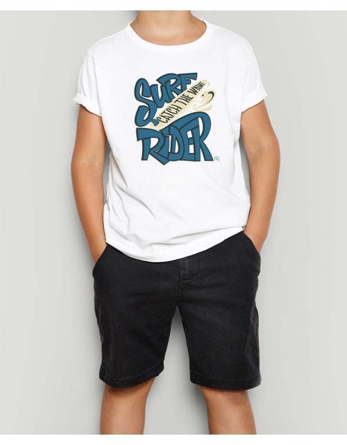 T-Shirt Surf Rider