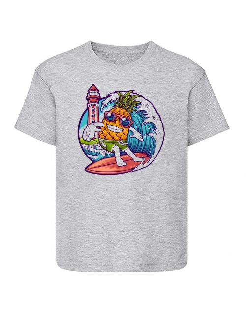 T-Shirt Ananas Surf