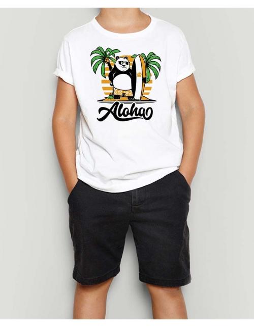 T-Shirt Aloha Panda