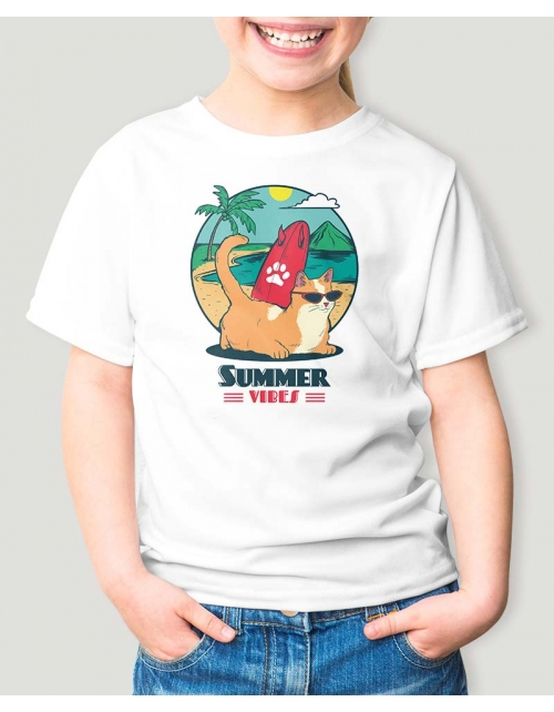 T-Shirt Summer Vibes