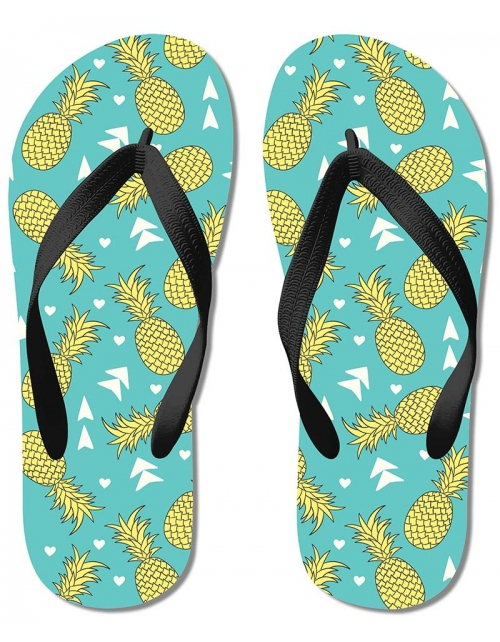 Tongs Funky Ananas